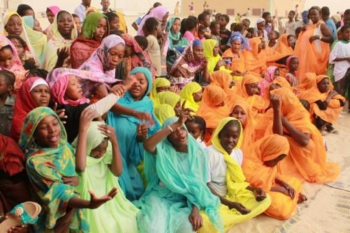 Mujeres Migrantes en Su Ruta Africana