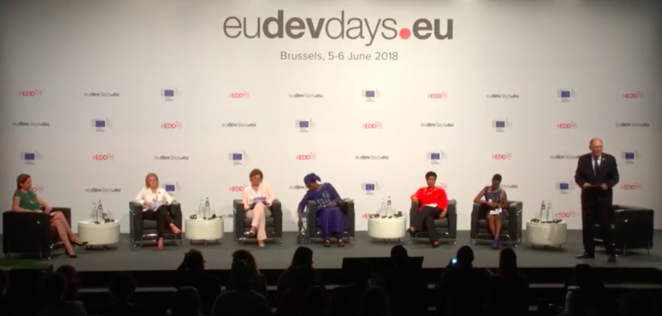 EDD18 Women and Girls on the Move
