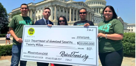 $20M Fundraiser Will Help Reunite Families