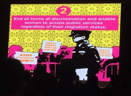 The Marrakech Women's Rights Manifesto