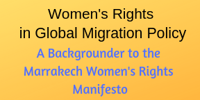 Women's Rights in Global Migration Policy