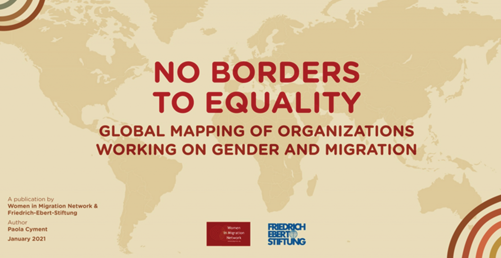 No Borders to Equality: Global Mapping of Organizations Working on Gender and Migration