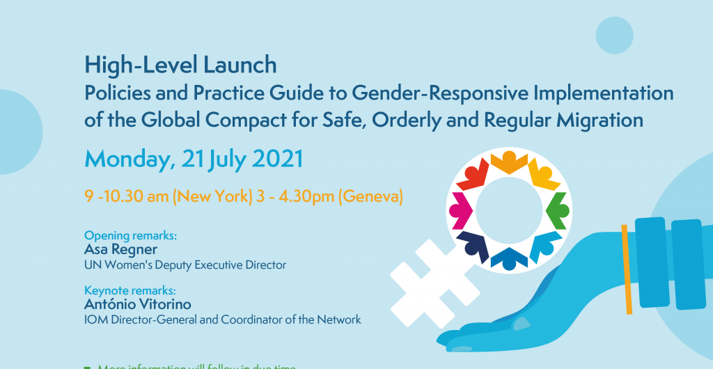 WIMN Members Speak at Launch of Gender Guidelines for Global Compact